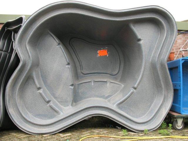 Impression foto s bedrijf koidream for Goedkope voorgevormde vijver